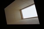 吹き抜けのところの天窓.JPG